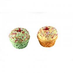 Cajita en forma de pastel Cupcake