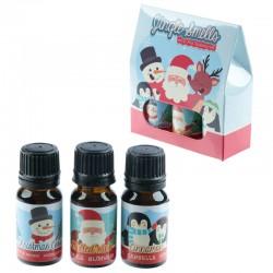 Aceite esencial Aromas navideños - Set 3