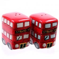 Salero y Pimentero - Autobuses London
