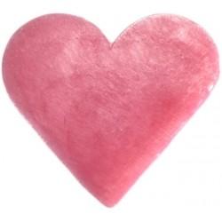 Jaboncitos invitados en forma de Corazón