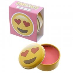 Bálsamo de labios Emoticonos en lata