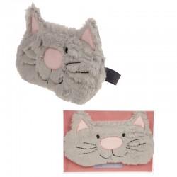 Antifaz para dormir Gato