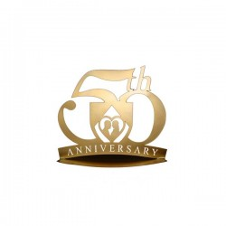Figura tarta 50 Aniversario