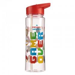 Botella Unicornio Game over 500 ml.