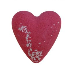 Corazones Mega Burbujas - Dulce Corazón de Coco