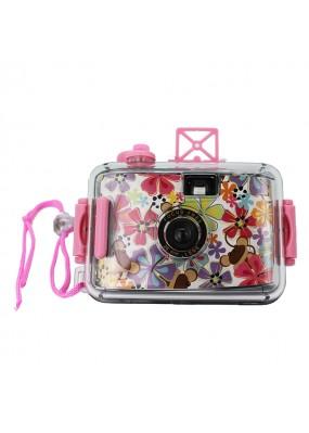 Camara de fotos acuatica Flores