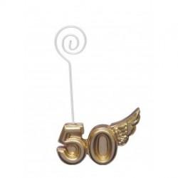 Pinza portanotas 50 Aniversario
