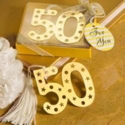 Marcapáginas 50 Aniversario